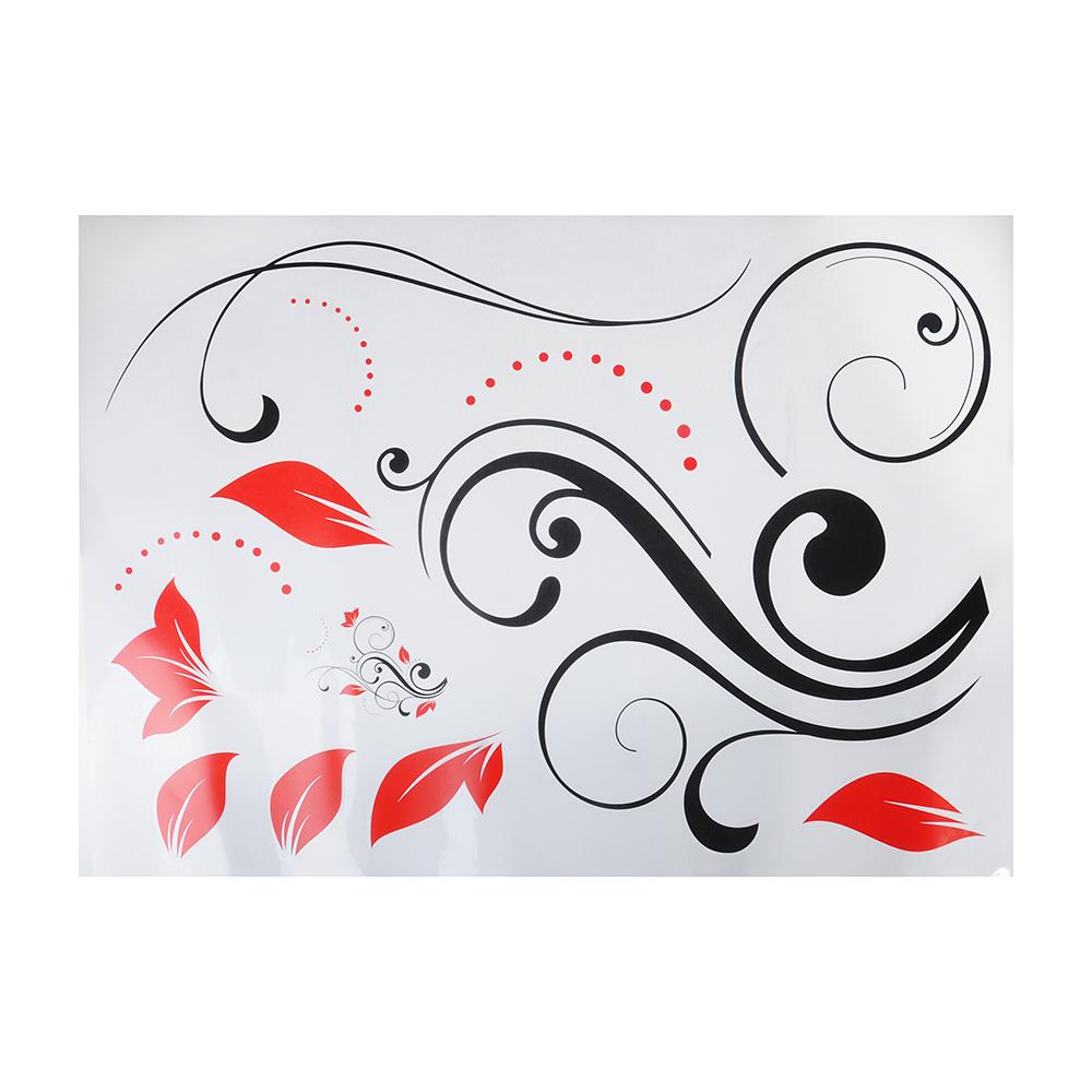 Наклейка на стену декоративная, ПВХ, 50x70см