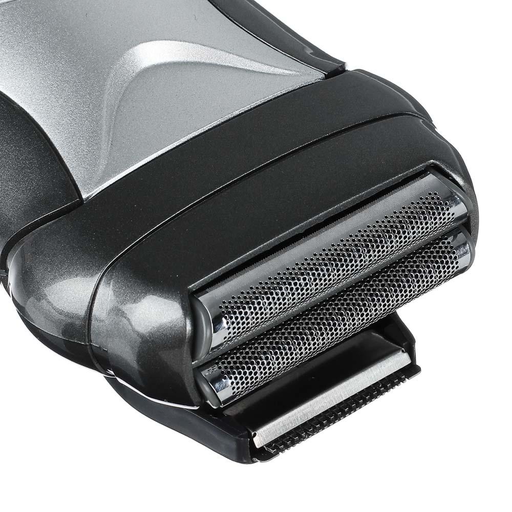 Бритва аккумуляторная LEBEN RSCX6280 водонепроницаемая, сеточная система бритья на базе