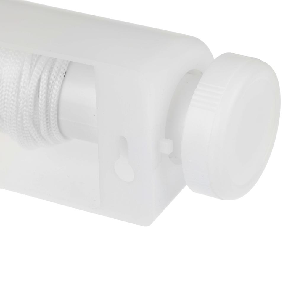 VETTA Сушилка для белья роторная 4 линии, 29,5х5,9х6,3 см, пластик