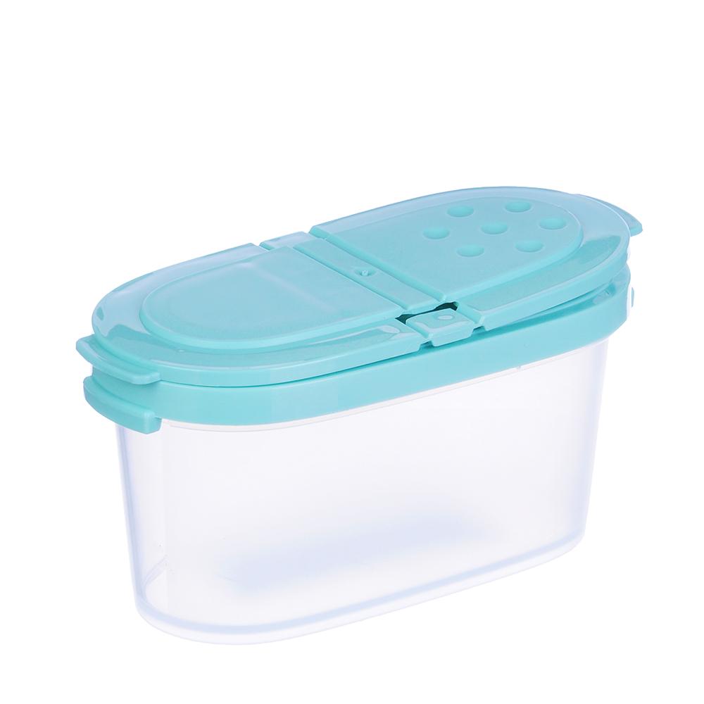 Емкость для сыпучих продуктов, специй 120мл, пластик, М1245