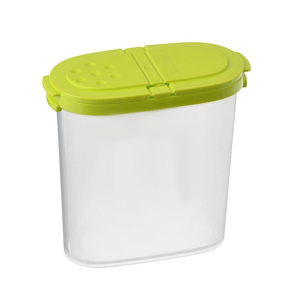 Емкость для сыпучих продуктов, специй, 270 мл, пластик