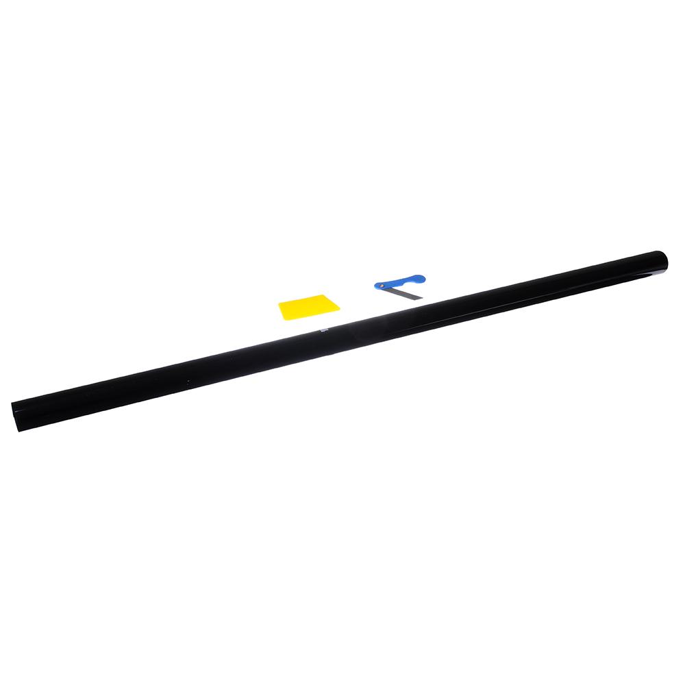 NEW GALAXY Пленка тонировочная супер темно-черная 75x300см