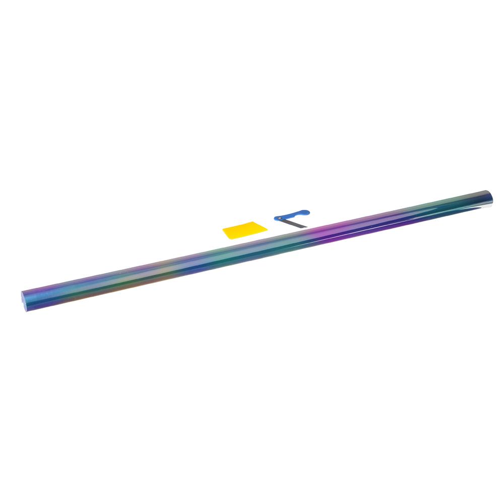 NEW GALAXY Пленка тонировочная ХАМЕЛЕОН (СИНИЙ) 75x300см