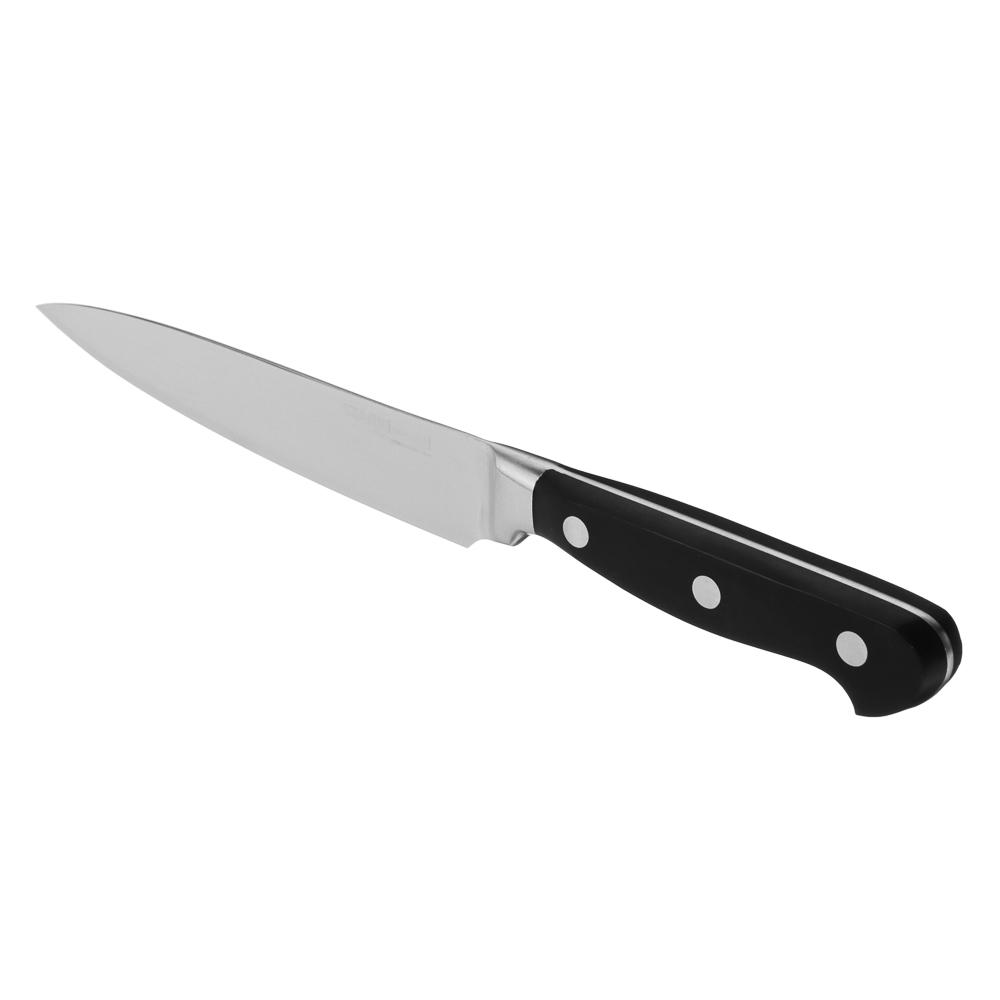 Нож универсальный 15 см SATOSHI Старк, кованый