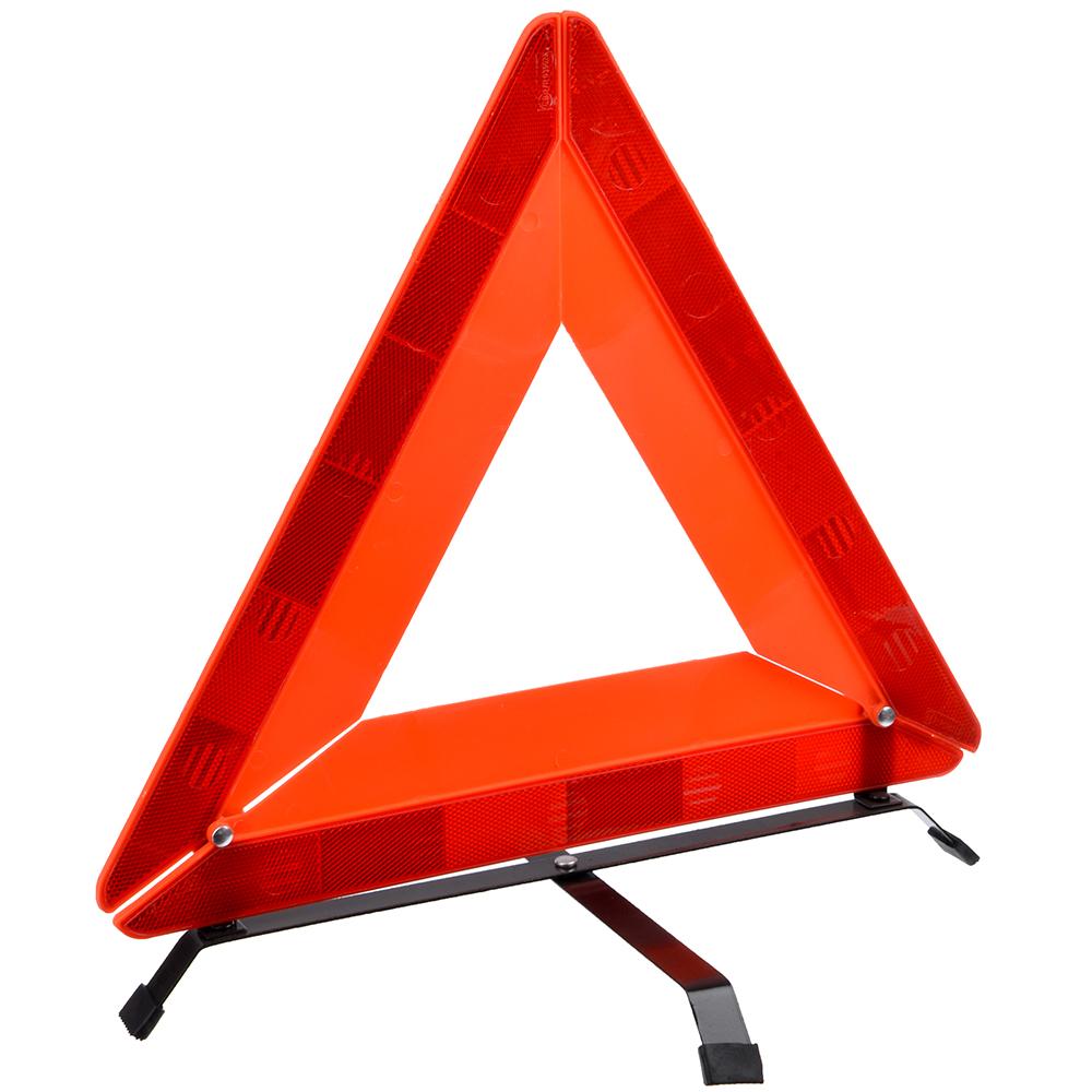 ОКАМИ Знак аварийной остановки, в пластиковом футляре, усиленный