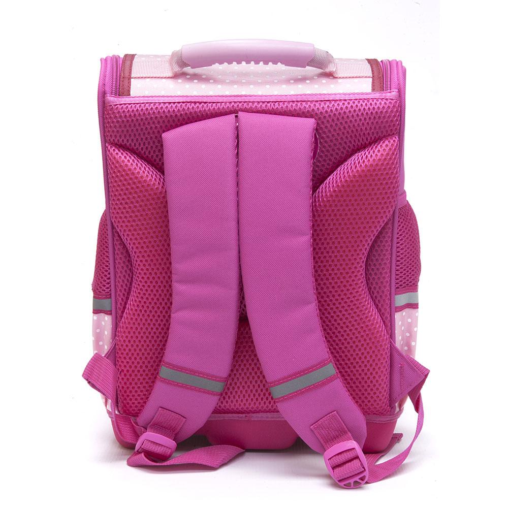 Школьный ранец для первоклассника, 35x26x20см, жесткий каркас, формованное дно,  ФЭНТЕЗИ