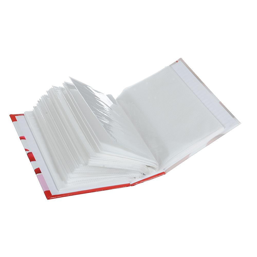 Фотоальбом, на 100 фотографий, 10х15, пластик, бумага