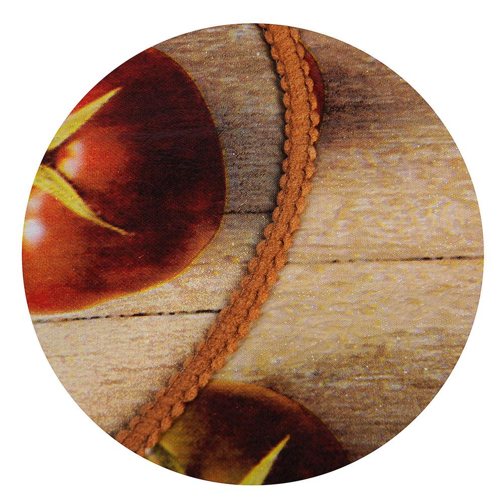 VETTA Скатерть виниловая тиснёная с каймой, 152х228см, овощи