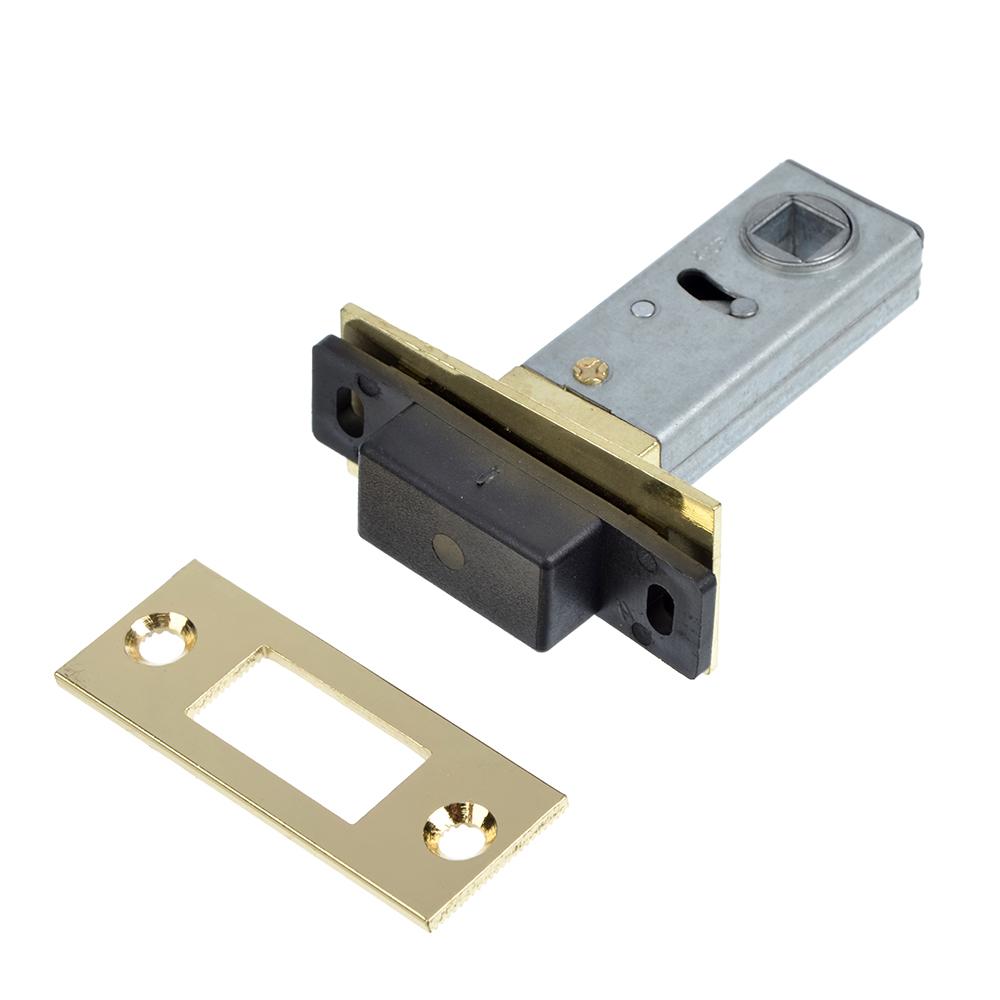 Механизм защёлки 50мм, ригель - магнитный механизм PB(золото)