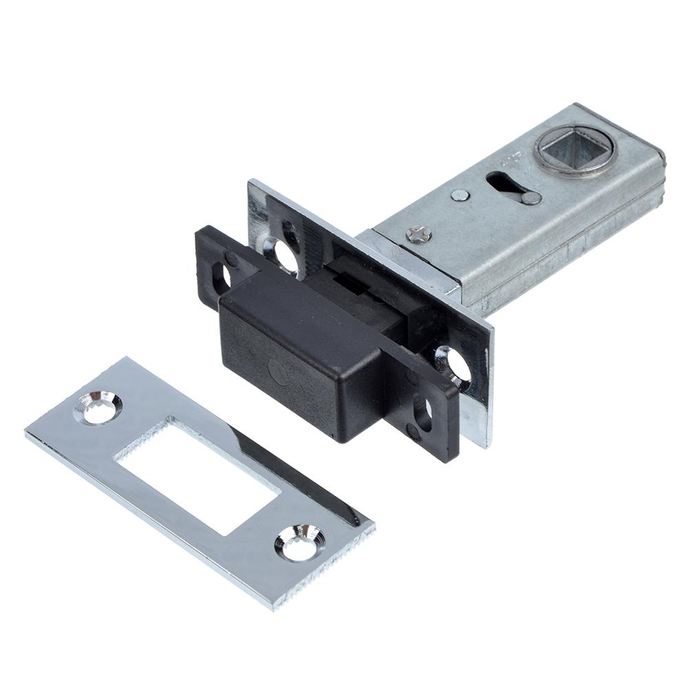 Механизм защёлки 50мм, ригель - магнитный механизм CP(хром)