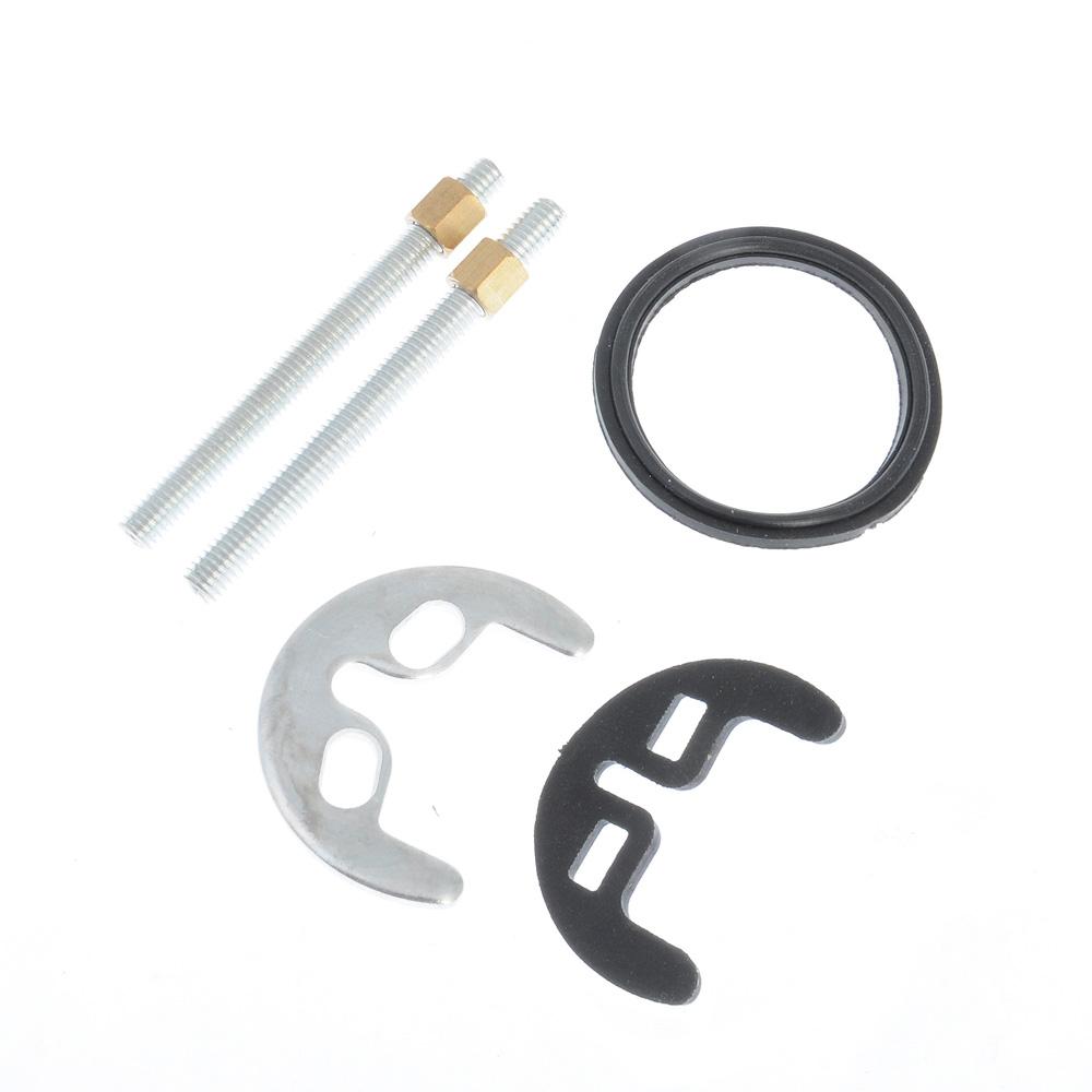 Смеситель для раковины, без подводки, картридж 40 мм, шпилька, цинк, СоюзКран SK1131