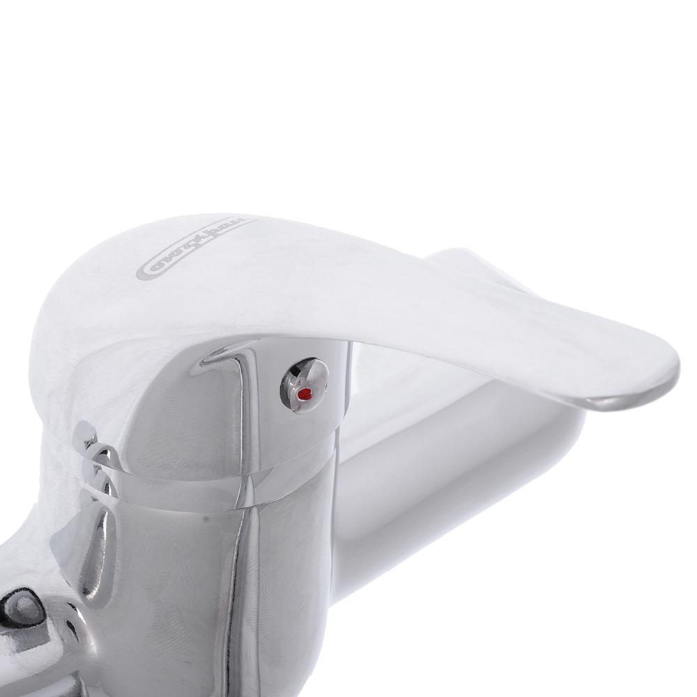 Смеситель для кухни пристенный, картридж 35 мм, цинк, СоюзКран SK1014.2