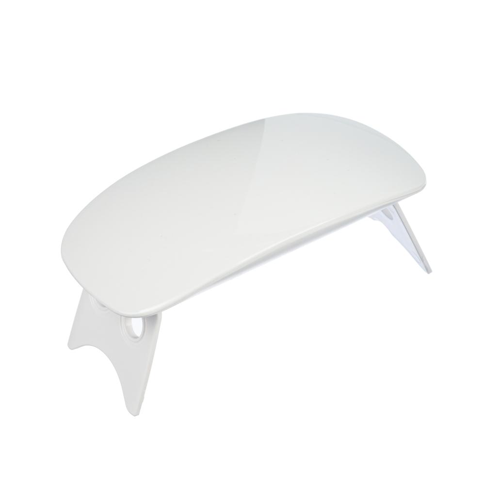 Лампа для сушки гель-лака мини UVLED с USB проводом, 13,1 х6,7х1,9 см