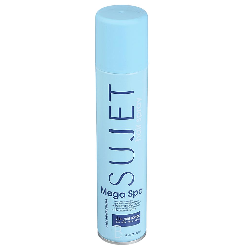 Лак для волос Сюжет мегафиксация, 180мл