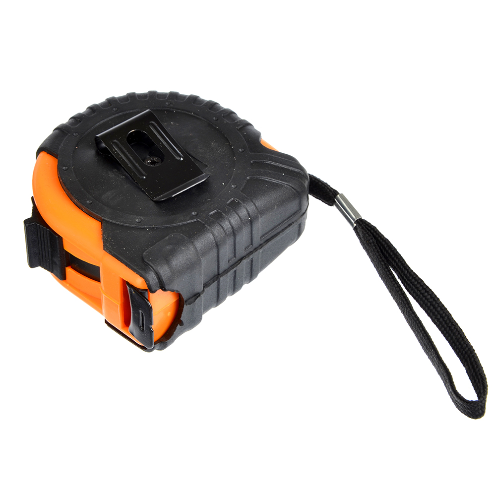 ЕРМАК Рулетка с нейлоновым покрытием, 5х19мм