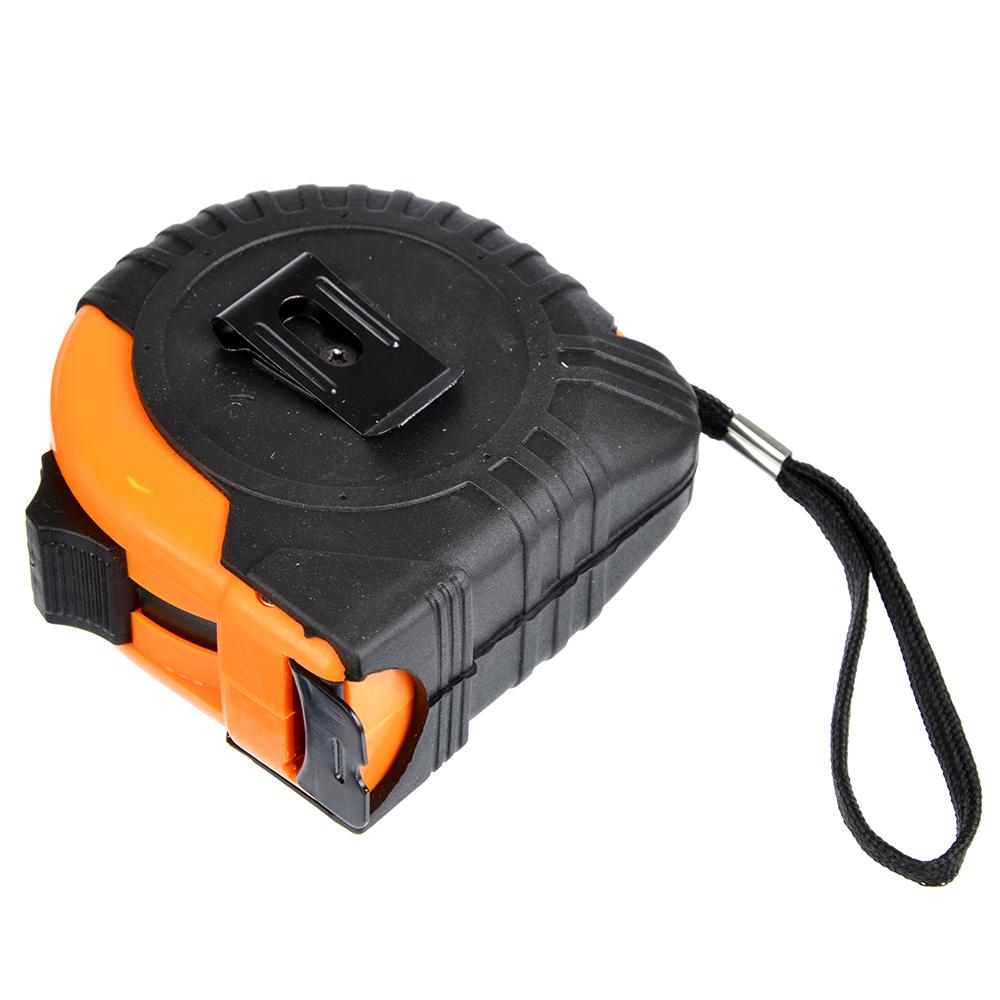 ЕРМАК Рулетка с нейлоновым покрытием, 5х25мм