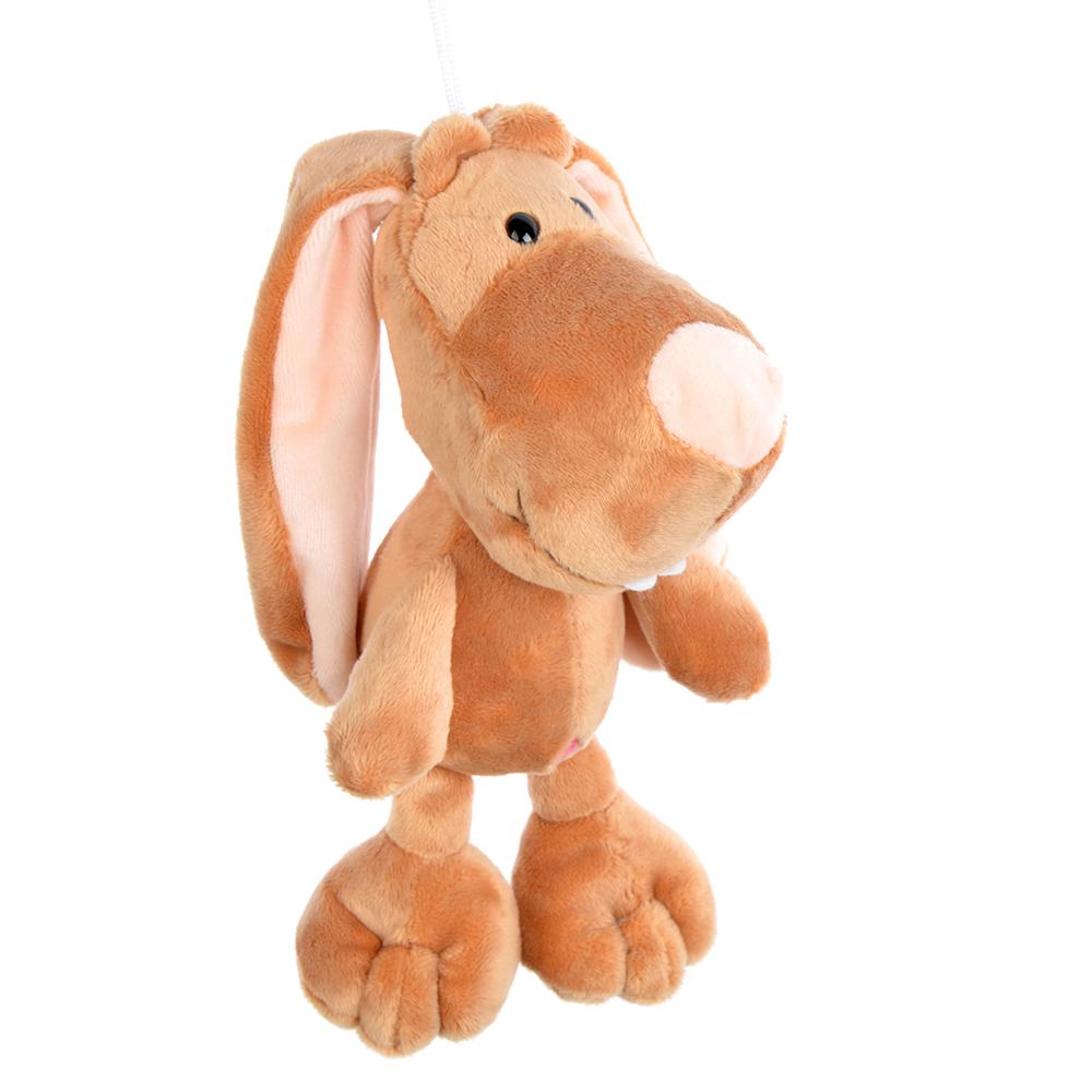 МЕШОК ПОДАРКОВ Игрушка мягкая Плюшевые животные, полиэстер, 12,5х22х9см, 10-12 дизайнов