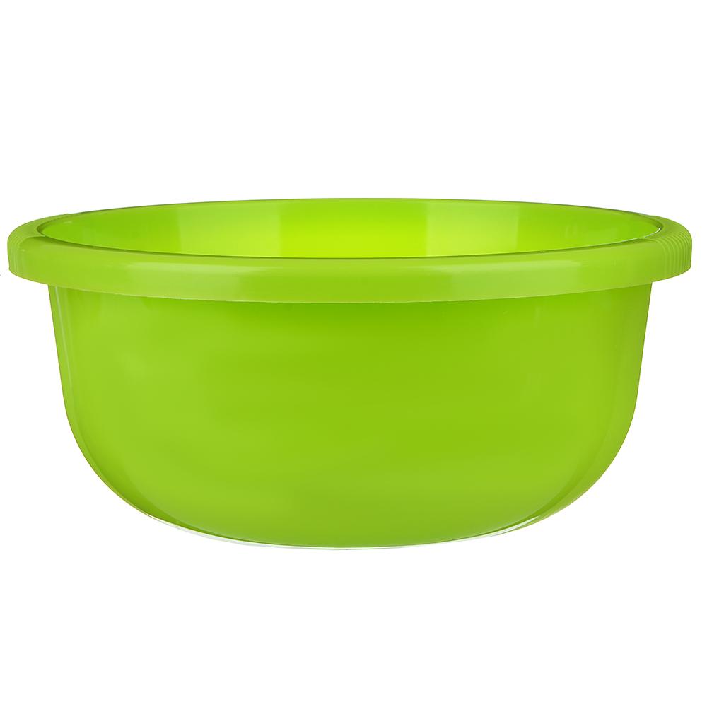 Миска пластиковая круглая 4 л
