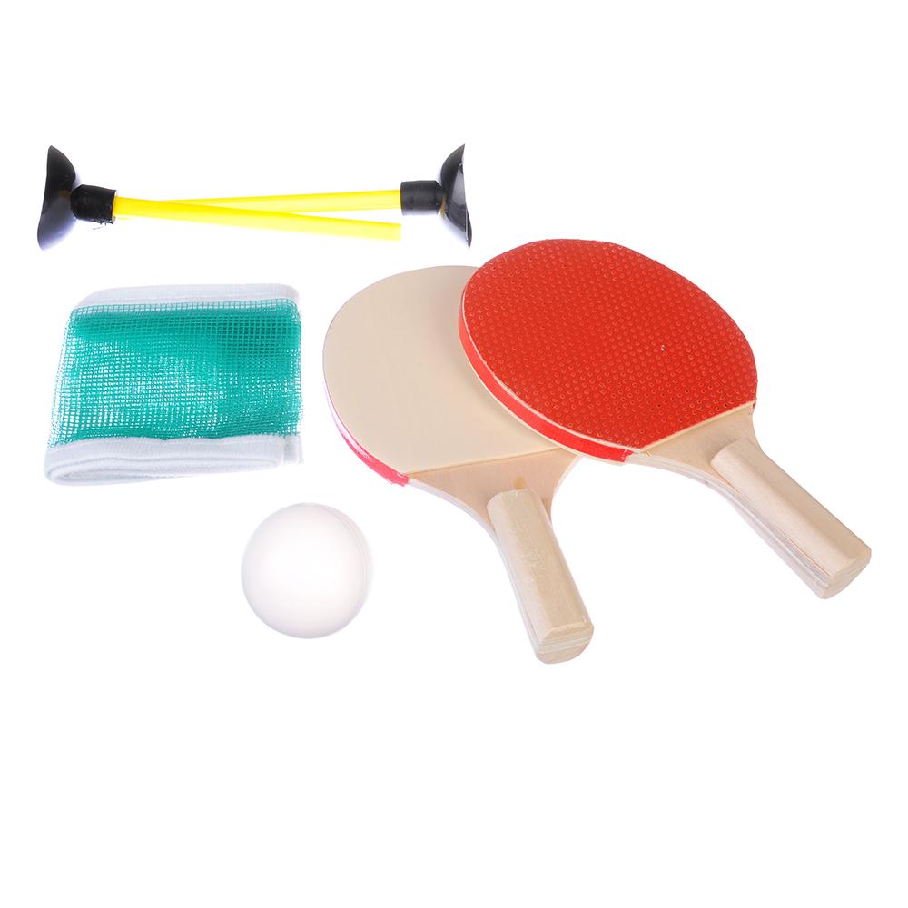 Набор мини тенниса, дерево, ПВХ, пластик, SILAPRO