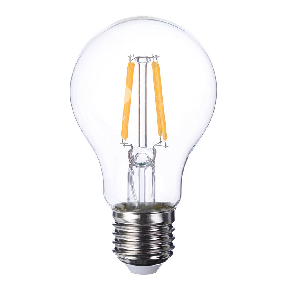 FORZA Лампа филаментная A60, 5W, E27, 400 lm, 2800 K