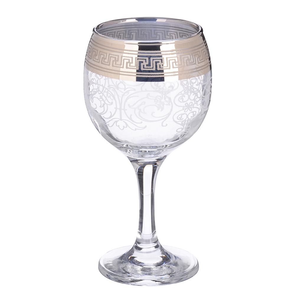 Набор фужеров 6шт для вина 250мл, в под/уп, 1711-ГНМ