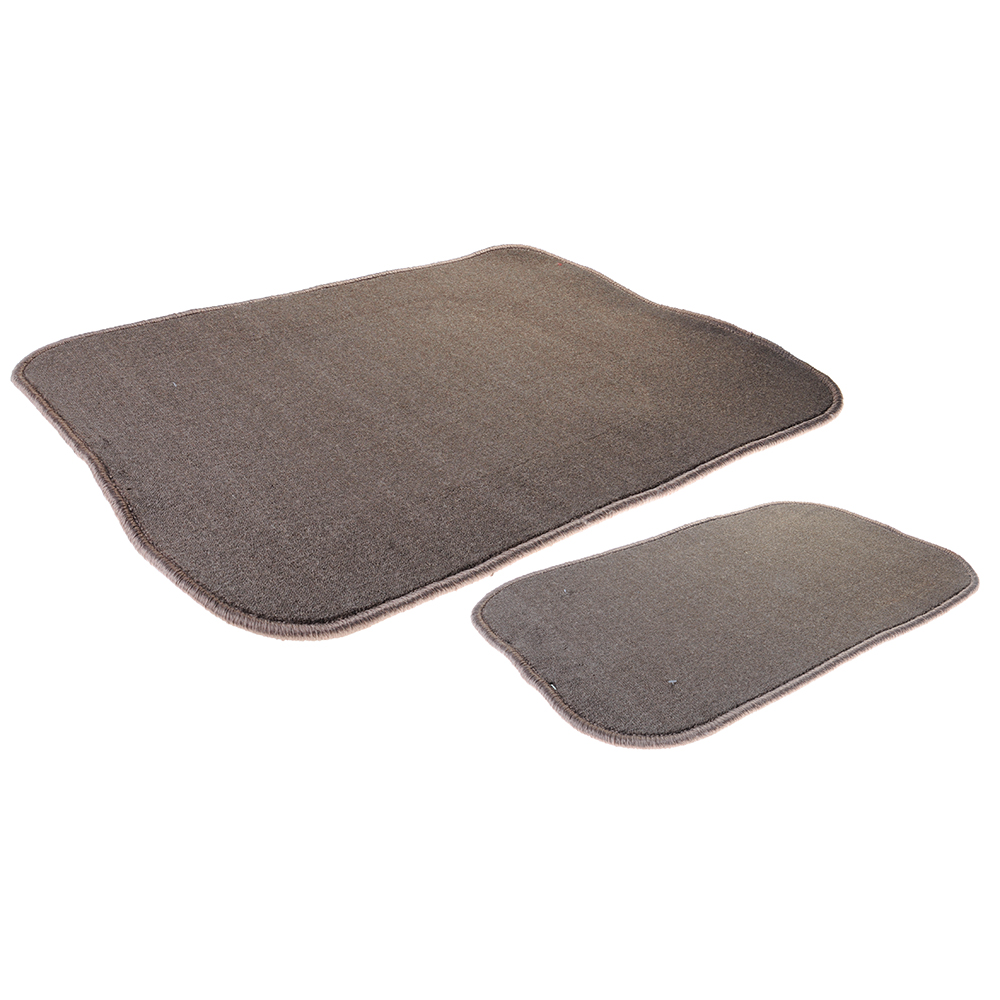 VETTA Набор ковриков 2шт универсальных, полипропилен, 60х80см + 40х60см
