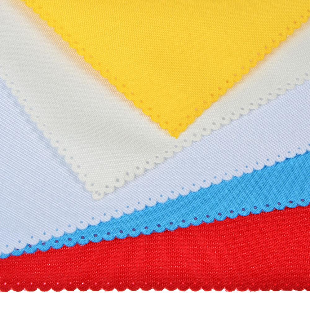 Салфетка для сервировки стола текстильная 30х30см, 5 цветов