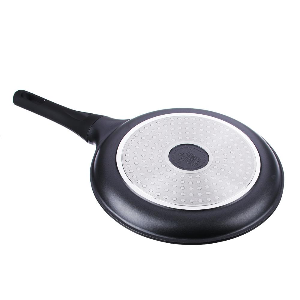 """Сковорода блинная, антипригарное покрытие, d24 см, SATOSHI """"Руан"""""""