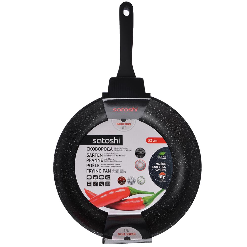 Сковорода d.32 см SATOSHI Кале, антипригарное покрытие