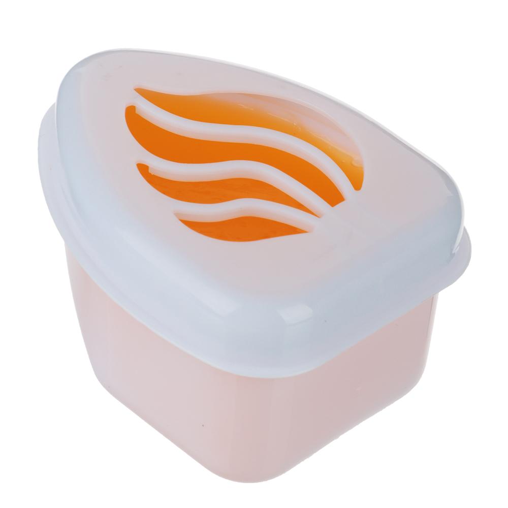 Набор ароматизаторов гелевых 3 шт, ароматы бабл гам/океанская свежесть/цитрус, NEW GALAXY