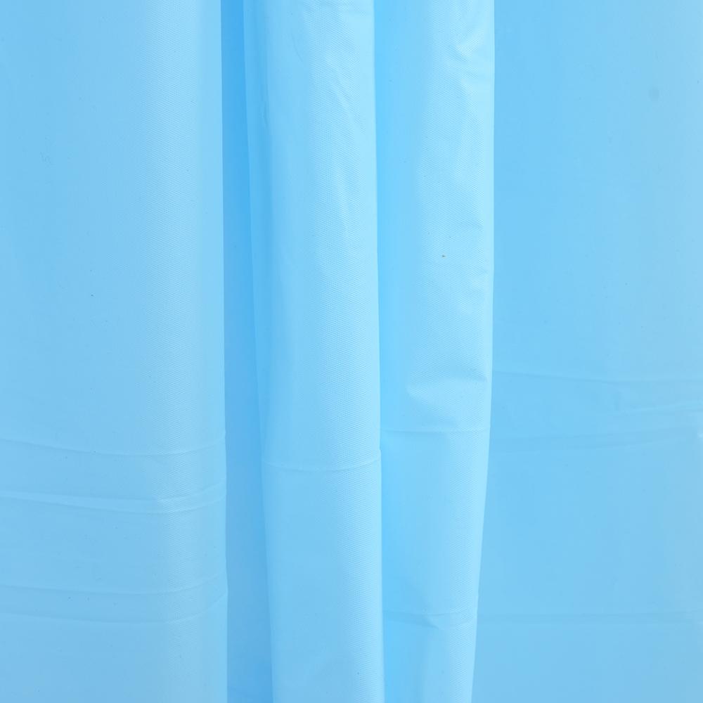 VETTA Шторка для ванной, ПЕВА, 180х180см., однотонная, 5 цветов