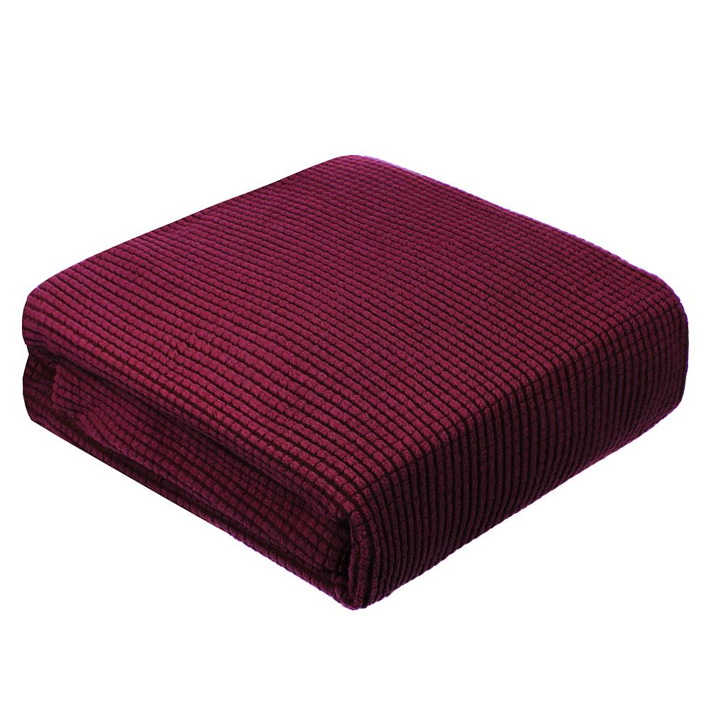 Чехол на 3х местный диван 185-230см, 95% ПЭ, 5% спандекс, 4 цвета