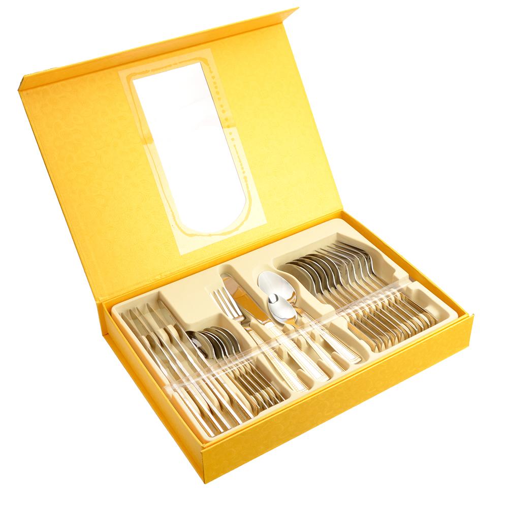 Грассо Набор столовых приборов 24пр, подарочная коробка