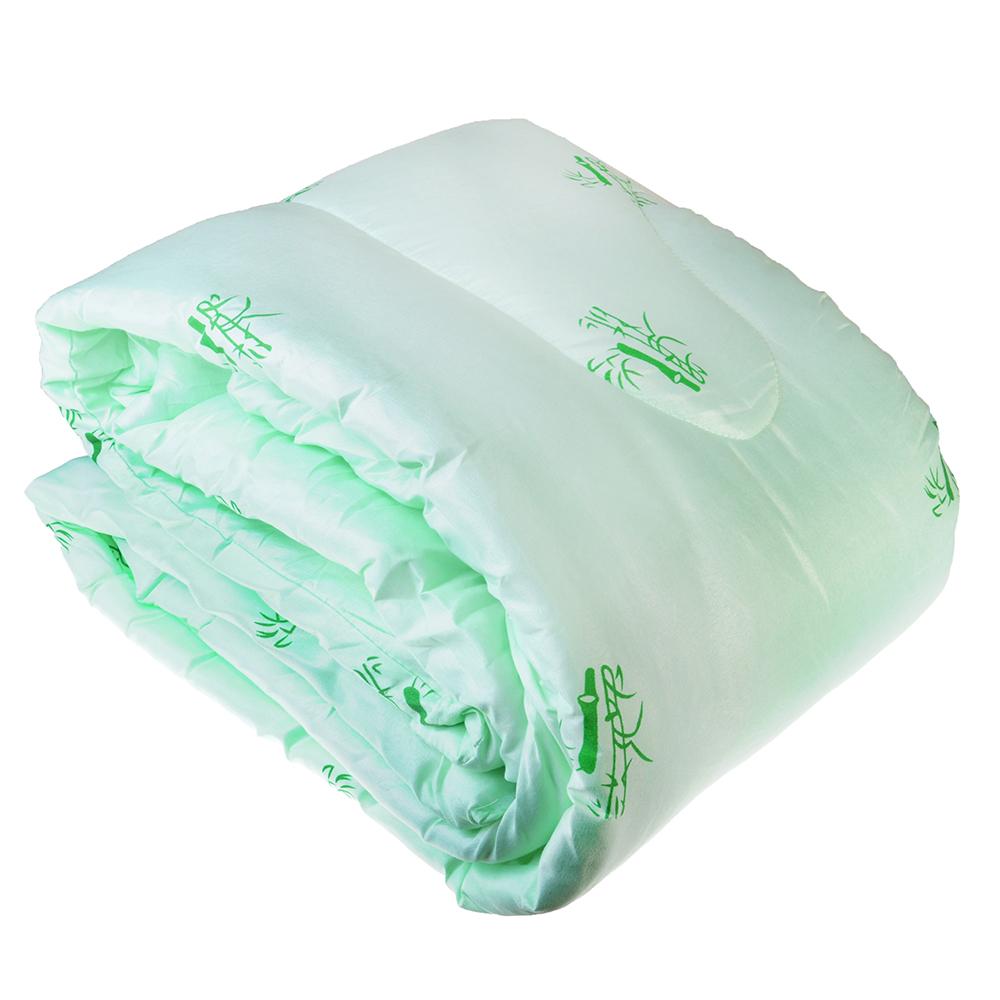 """Одеяло облегченное стеганое, 140х205см, """"Бамбук"""""""