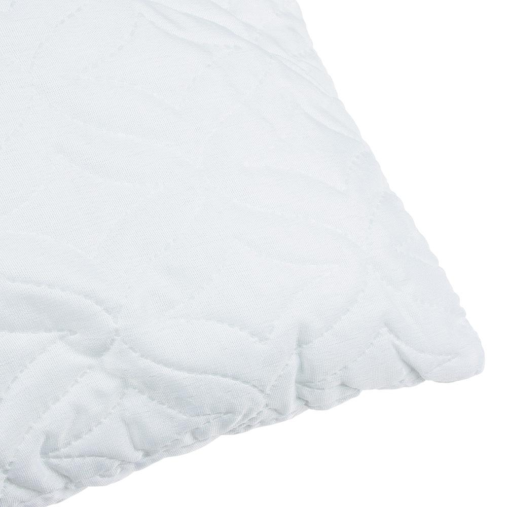 "Подушка для сна 50х70 см ""Лебяжий пух"", полиэстер"