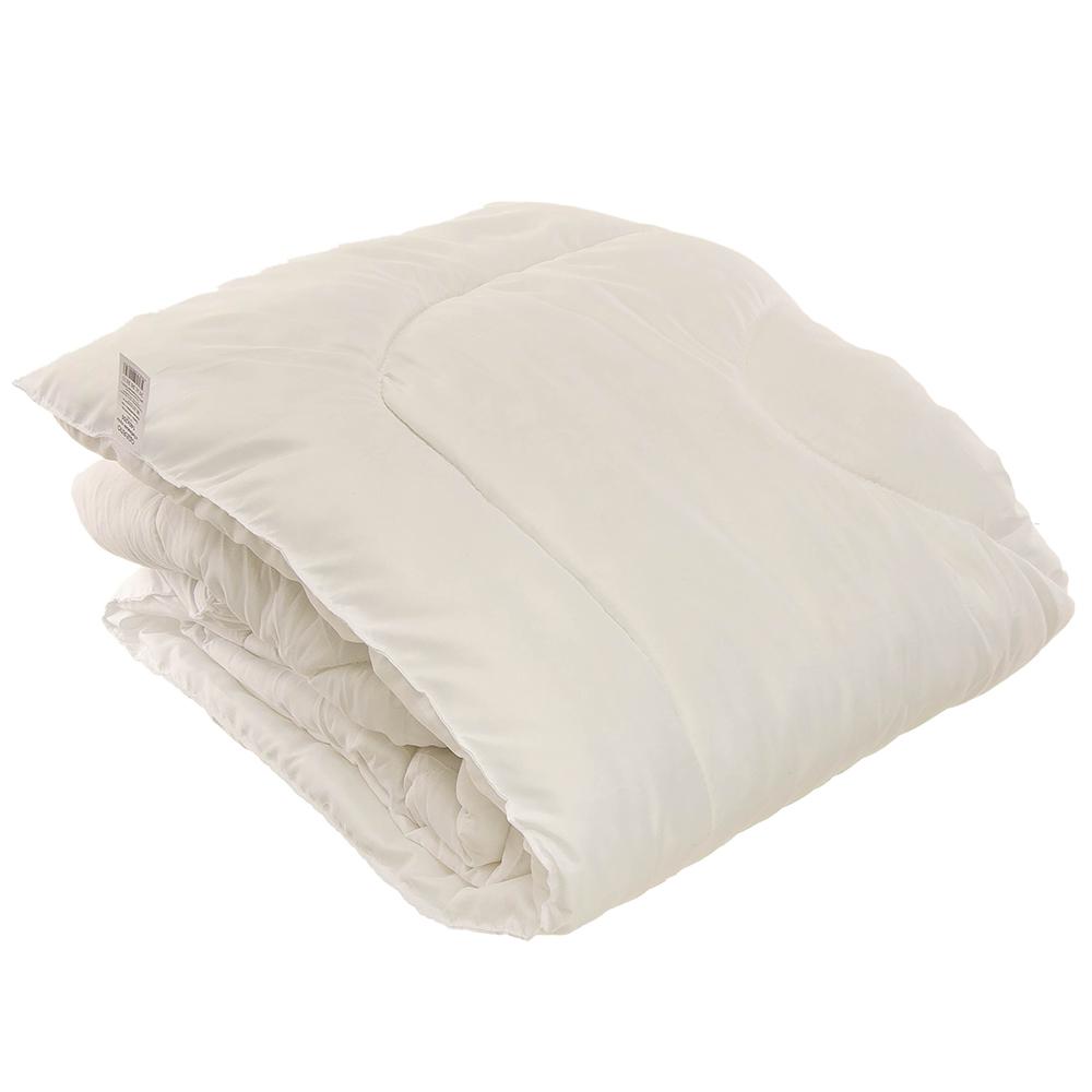 """Одеяло утепленное стеганое, 140х205см, """"Лебяжий пух"""""""