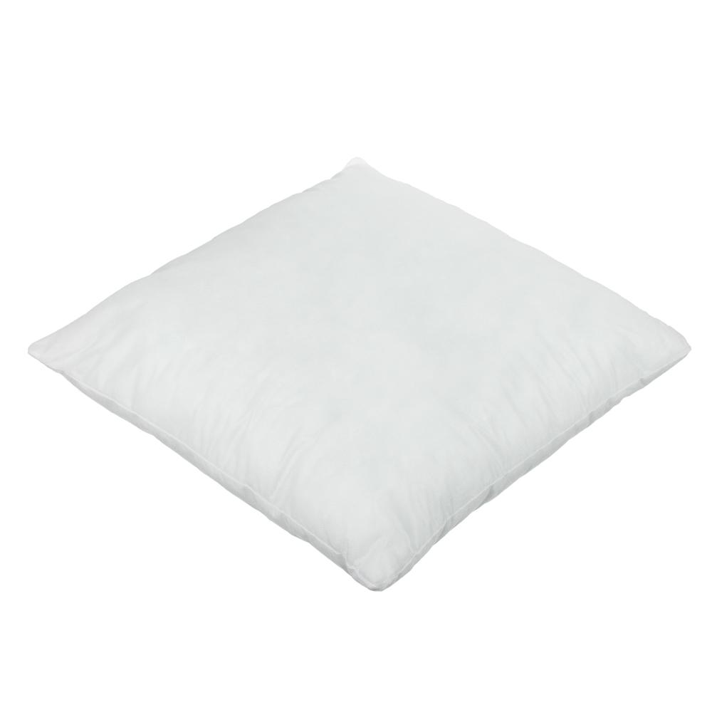 Подушка для декоративных наволочек 40х40 см
