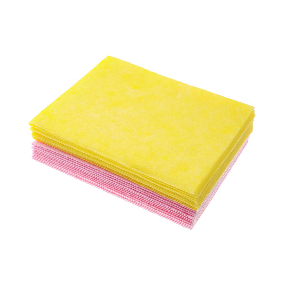 Набор салфеток для кухни 6 шт, вискоза, 30х38 см