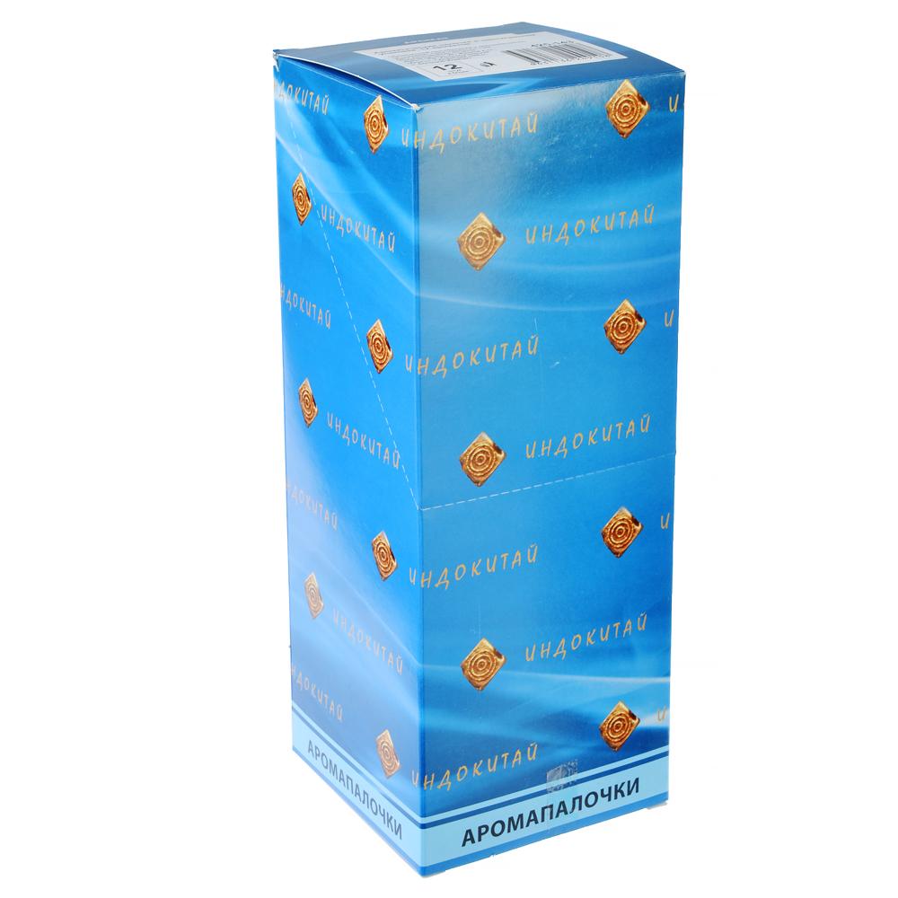 Ароматические палочки в шестигранной упаковке, 12 ароматов, NR-25
