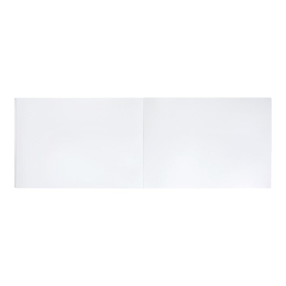"""Альбом для рисования A4 30л, 100г/м2, обл. картон, клей, """"Мстители"""", 37328"""