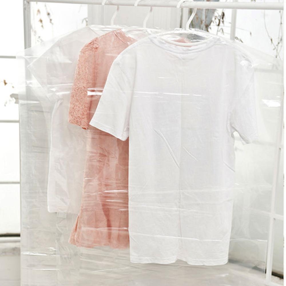 Чехлы для одежды, 60х150см, 3 шт, полиэтилен