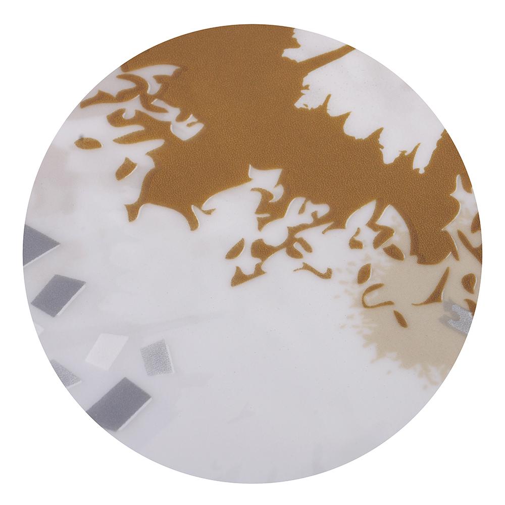 VETTA Шторка для ванной, ЕВА, 180х180см, 438 гр, 1 дизайн