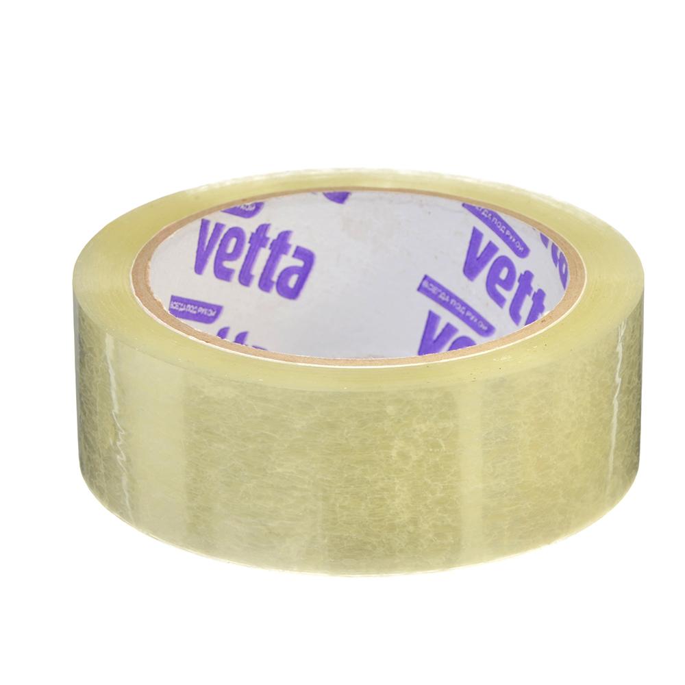 VETTA Лента клейкая, 75x35мм, 40 микрон