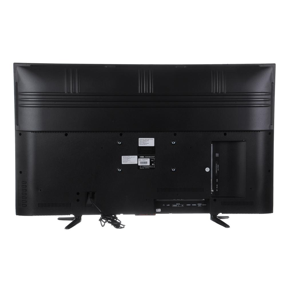 """Телевизор ЖК диагональ 43"""" (109 см) LEBEN, FHD Smart"""