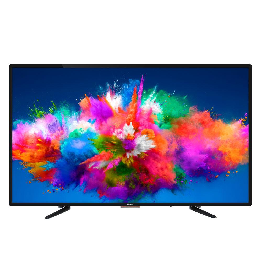 "LEBEN ЖК-телевизор, диагональ 43"" (109см), FHD Smart модель LE-LED43FS282T2"