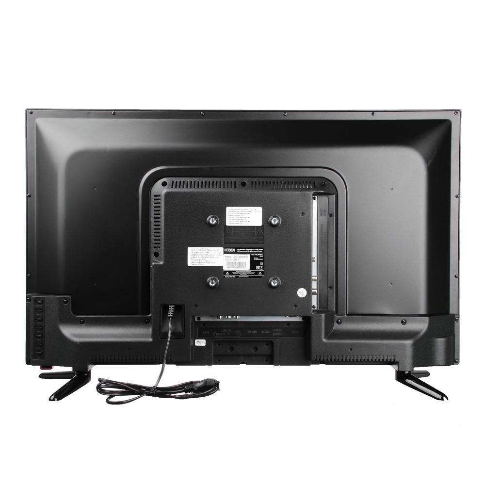 """Телевизор ЖК диагональ 32"""" (81 см) LEBEN, HD Smart"""