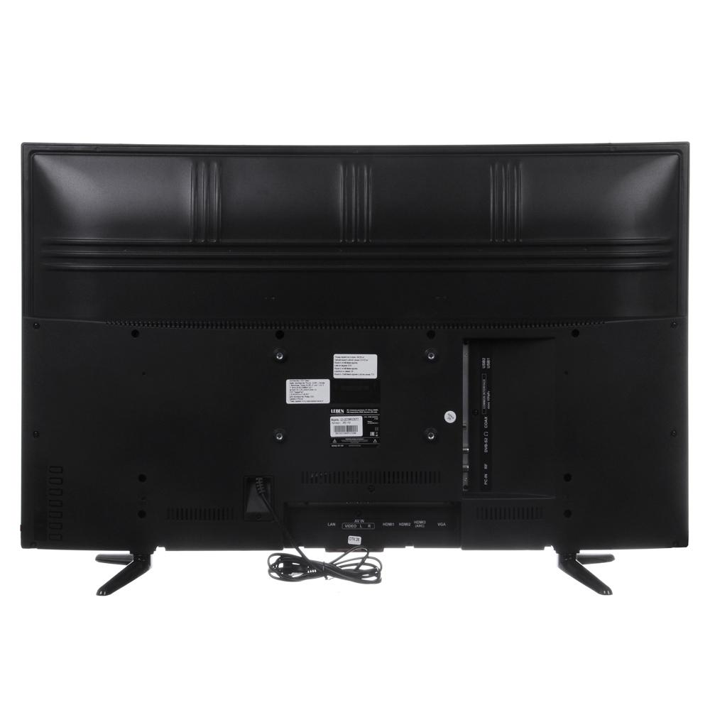 """Телевизор ЖК диагональ 39"""" (99 см) LEBEN, HD Smart"""