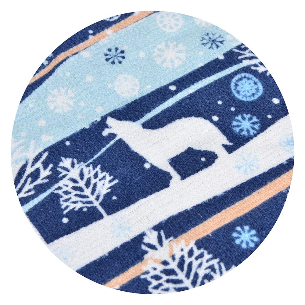 VETTA Зимняя сказка Полотенце кухонное, 80% хлопок 20% полиэстер, 38x63см, GC