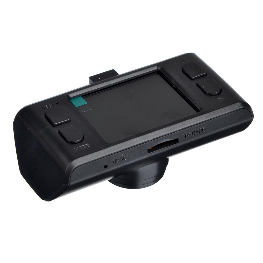 """FORZA Видеорегистратор, на присоске, ночная подсветка, 1920х1080 HD, 2"""", 45мАч, microSD"""