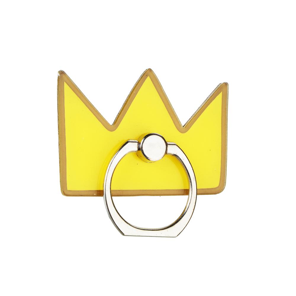 Кольцо-подставка для смартфона FORZA 6,5x3x0,1см, фэйс